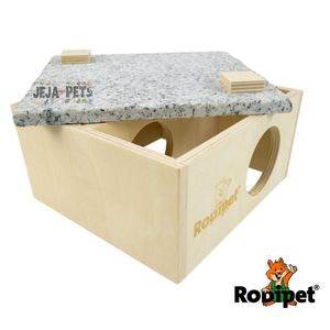 Rodipet +GRANiT House BURQiN for Pet Rodents