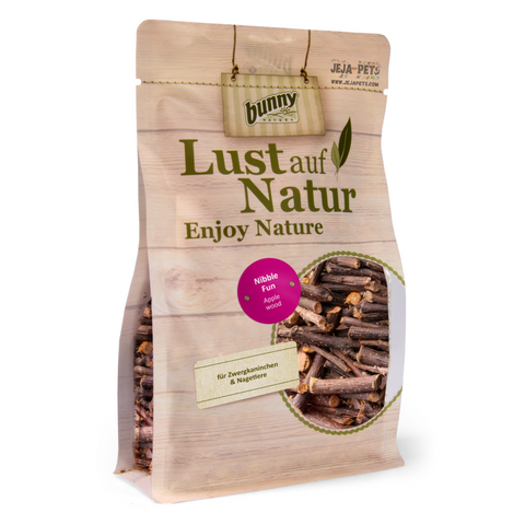 Bunny Nature Lust auf Natur (Nibble Fun - Apple Wood) - 220g