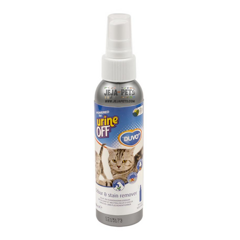 Duvo+ Urine Off Cat & Kitten Spray - 118 ml