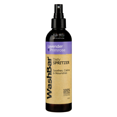 WashBar Natural Daily Spritzer (Lavender + Primrose) - 250ml