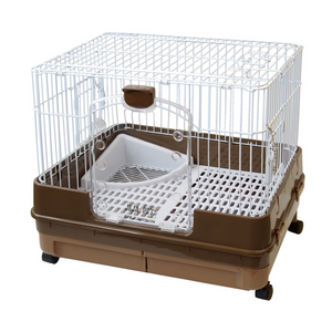 Marukan Easy Clean Cage for Rabbit - 63 x 50 x 55 cm