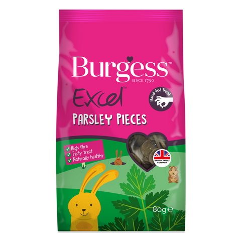 Burgess Excel (Parsley) Pieces - 80g