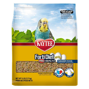 Kaytee Forti-Diet Pro Health Egg-Cite! Parakeet Food - 2.27kg