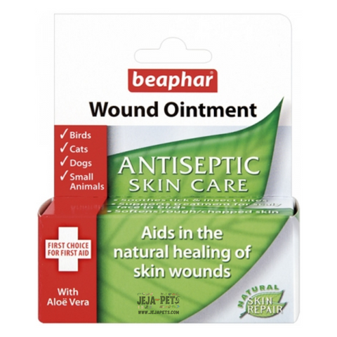 Beaphar Wound Ointment Antiseptic Skin Care  - 30ml