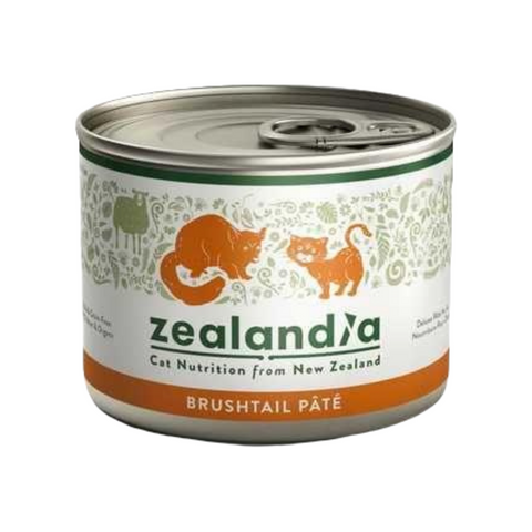 Zealandia (Wild Brushtail) for Cats - 185g Can