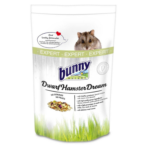 Bunny Nature Dwarf Hamster Dream Expert - 500g / 3.2kg