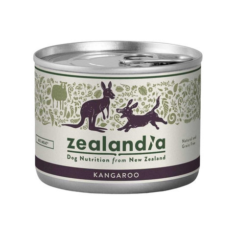 Zealandia (Wild Kangaroo) for Cats - 185g Can