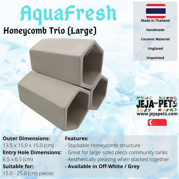 Aquafresh Honeycomb Trio (Large)