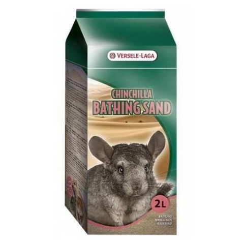 [PREORDER] Versele-Laga Chinchilla Bathing Sand - 2L