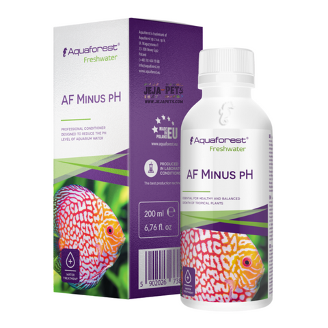 Aquaforest Minus pH - 200ml