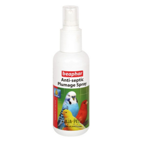 Beaphar Anti-septic Plumage Spray - 150ml
