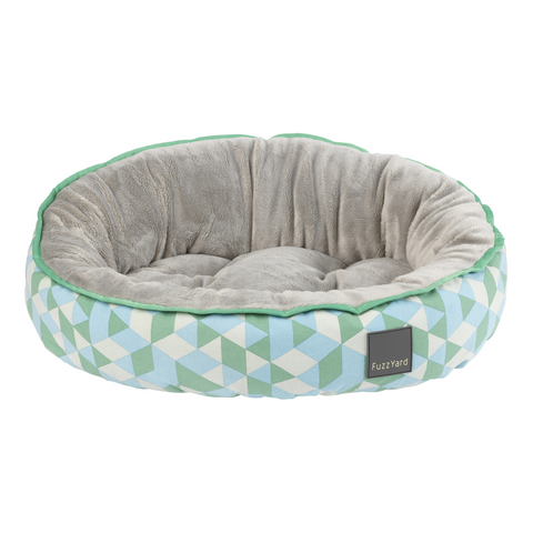 [LAUNCH PROMO] Fuzzyard Reversible Bed (Peridot) - S / M / L