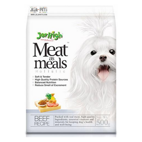 JerHigh Meat as Meals Holistic Beef - 500g