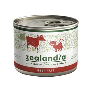Zealandia (Free-Range Beef) for Cats - 185g Can