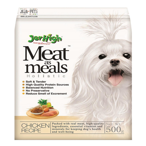 JerHigh Meat as Meals Holistic Chicken - 500g