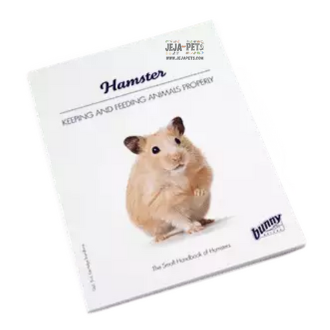 Bunny Nature Hamsters Book