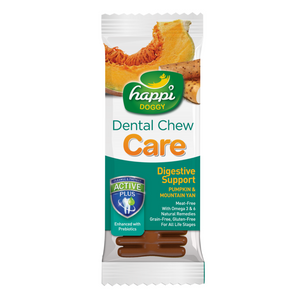 Happi Doggy Dental Chew Care (Pumpkin and Mountain Yam) - 10 / 50 pcs