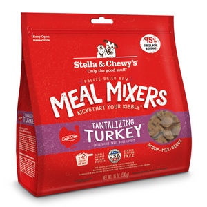 Stella & Chewy's Meal Mixers (Tantalizing Turkey) - 227g / 510g