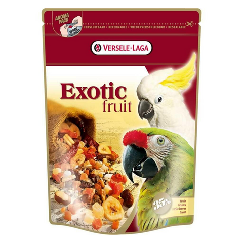 Versele Laga Parrots Exotic Fruit Mix - 600g