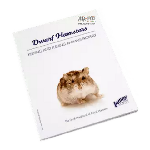 Bunny Nature Dwarf Hamsters Book