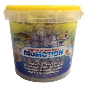 Biohome Biomotion Floating Sintered Glass Filter Media - 300g
