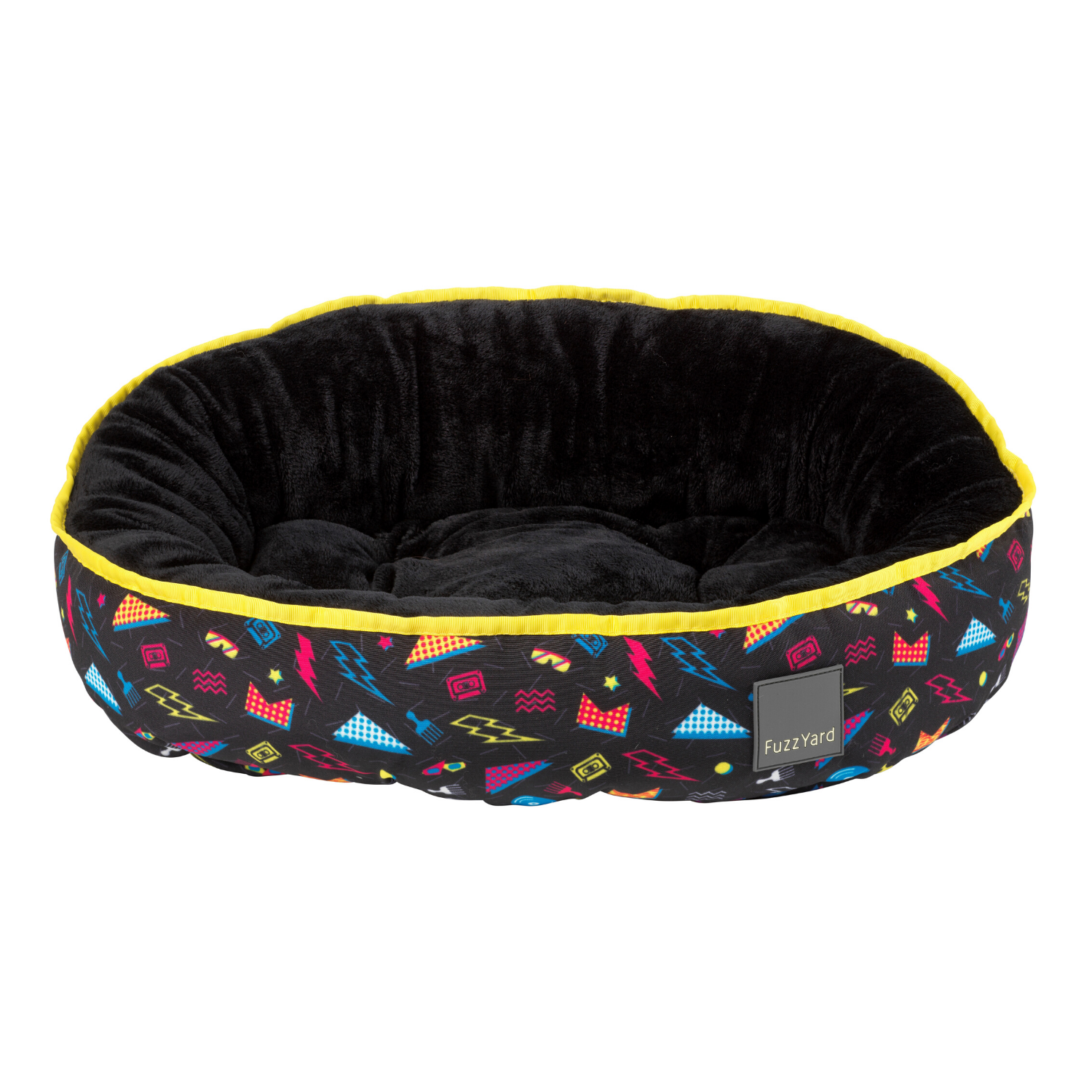[LAUNCH PROMO] Fuzzyard Reversible Bed (Bel Air) - S / M / L