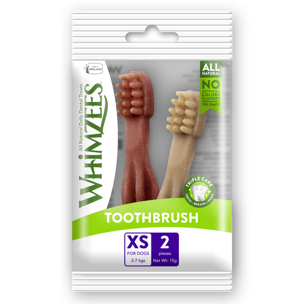 [SAMPLE] Whimzees Toothbrush - XS (7 pieces)