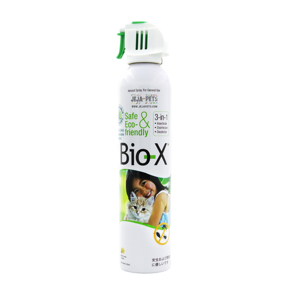 Bio-X 3-in-1 Aerosol Spray - 600ml