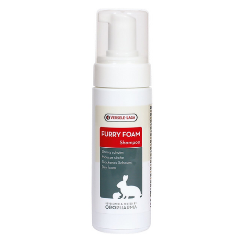 Versele-Laga Deodo Oropharma Furry Dry Cleaning Foam - 150ml
