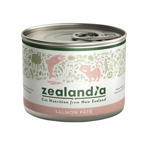 Zealandia (King Salmon) for Cats - 185g Can