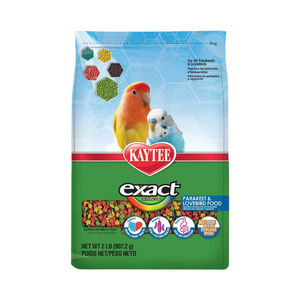 Kaytee exact Rainbow Parakeet and Lovebird Food - 907g