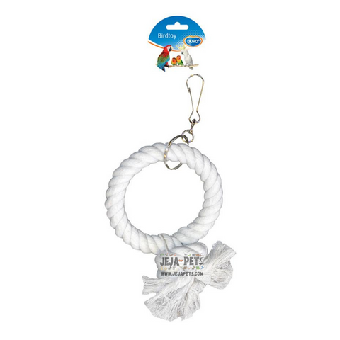Duvo+ Plaited Cotton Ring Swing - 17cm / 30cm
