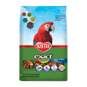 Kaytee exact Rainbow Large Parrot Food - 1.13kg