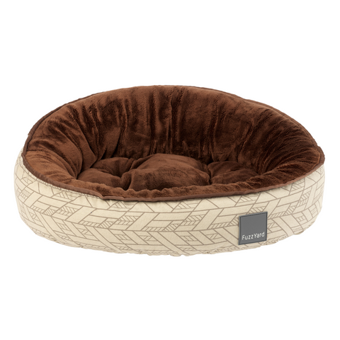 [LAUNCH PROMO] Fuzzyard Reversible Bed (Wilshire) - S / M / L