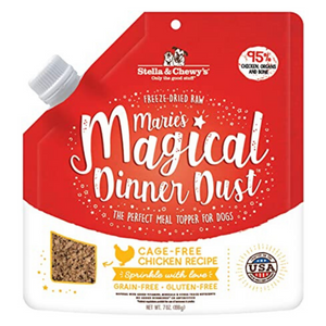 Stella & Chewy's Marie's Magical Dinner Dust (Cage Free Chicken) - 198g