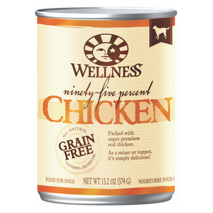 Wellness Complete Health 95% Grain-Free (Chicken)