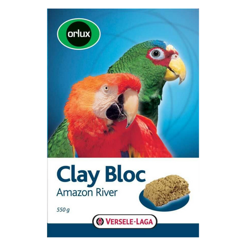 Versele Laga Clay Bloc Amazon River - 550g