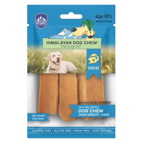 Himalayan Pet Supply The Original Cheese Dog Chew Hard Density