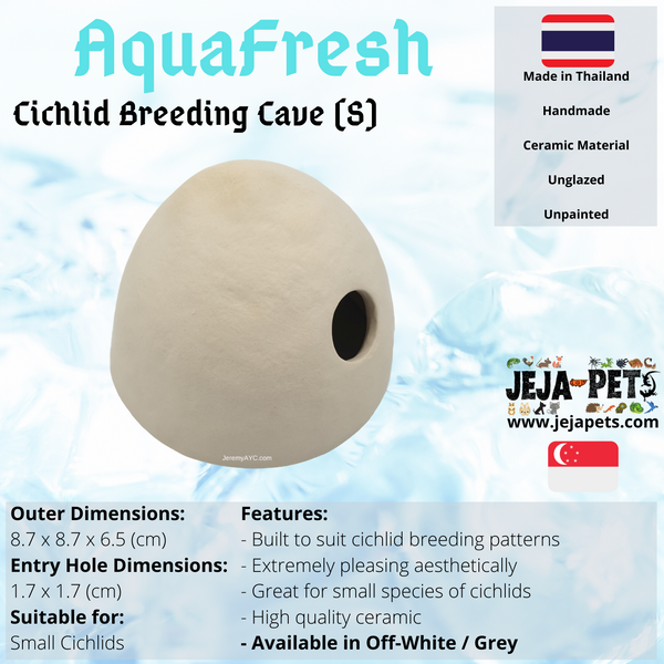 Aquafresh Cichlid Breeding Cave (S)
