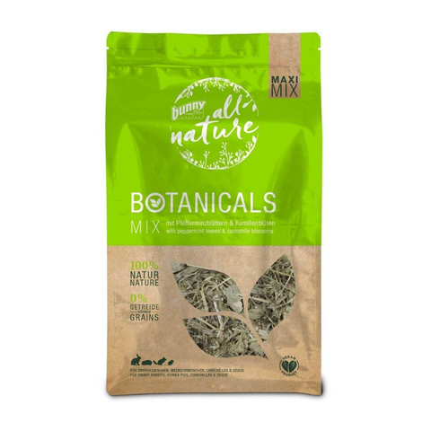 Bunny Nature Botanicals Maxi Mix (Peppermint Leaves & Chamomile Blossoms) - 450g