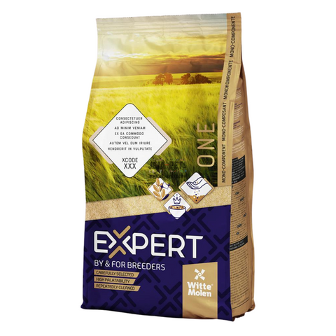 Witte Molen Expert One Safflower Seeds - 15kg