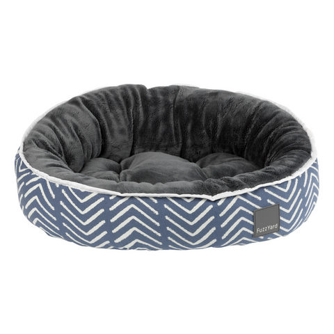 [LAUNCH PROMO] Fuzzyard Reversible Bed (Sacaton) - S / M / L