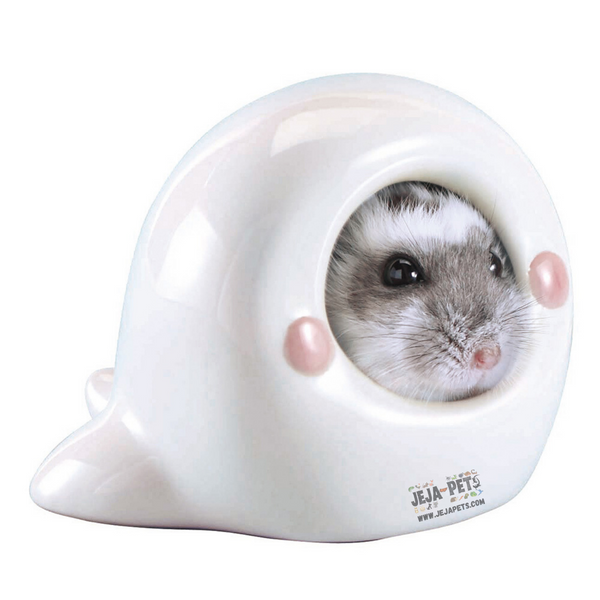 Marukan Costume House for Hamsters - Seal