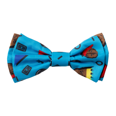 FuzzYard Bowties (King of Gold School) - S / L