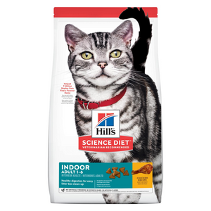 Hill's Science Diet Adult Indoor - 1.59kg / 3.18kg