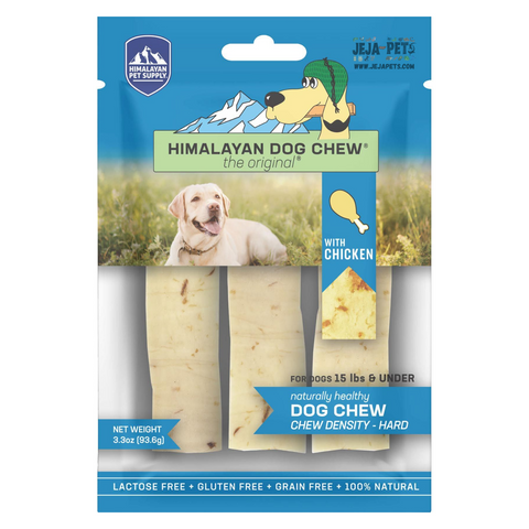 Himalayan Pet Supply The Original Cheese Dog Chew Hard Density - Chicken
