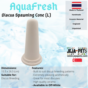 Aquafresh Discus Spawning Cone (L)