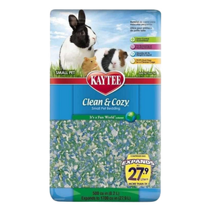 Kaytee Clean & Cozy Bedding (Fun World) - 27.9L