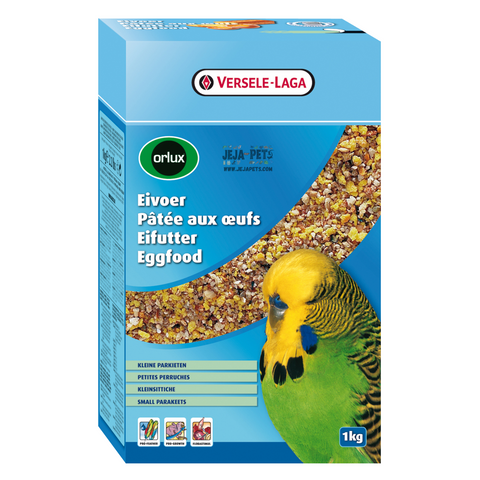 Versele Laga Eggfood Dry Small Parakeets - 1kg
