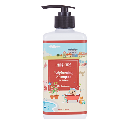 Chitocure Brightening Shampoo - 480ml / 3785ml